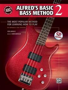 Alfred's Basic Bass Method 2