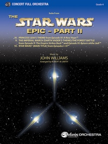 <I>Star Wars</I> Epic -- Part II, Suite from the