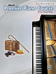 Premier Piano Course, Jazz, Rags & Blues 6