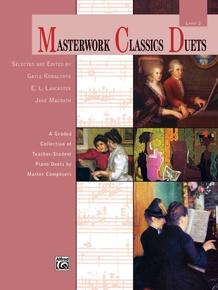Masterwork Classics Duets, Level 2