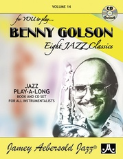 Jamey Aebersold Jazz, Volume 14: Benny Golson