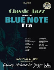 Jamey Aebersold Jazz, Volume 38: Classic Jazz from the Blue Note Era
