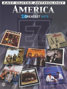 America: Easy Guitar Anthology