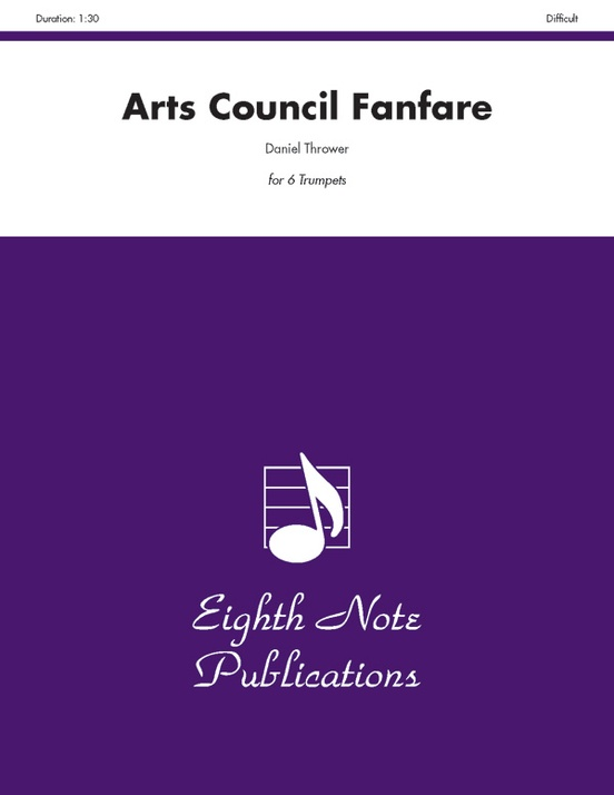 Arts Council Fanfare