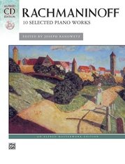 Rachmaninoff, 10 Selected Piano Works