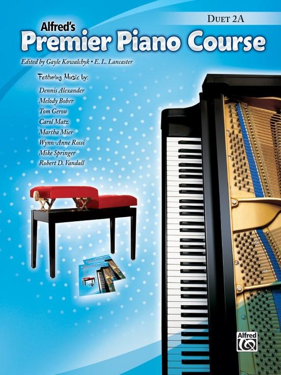 Premier Piano Course, Duet 2A
