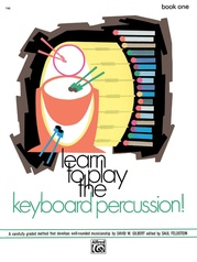 Learn to Play Keyboard Percussion! Book 1