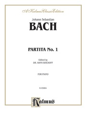 Partita No. 1 in B-flat Major