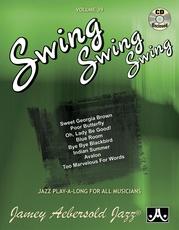 Jamey Aebersold Jazz, Volume 39: Swing, Swing, Swing