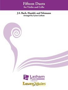 15 Duets for Violin and Cello