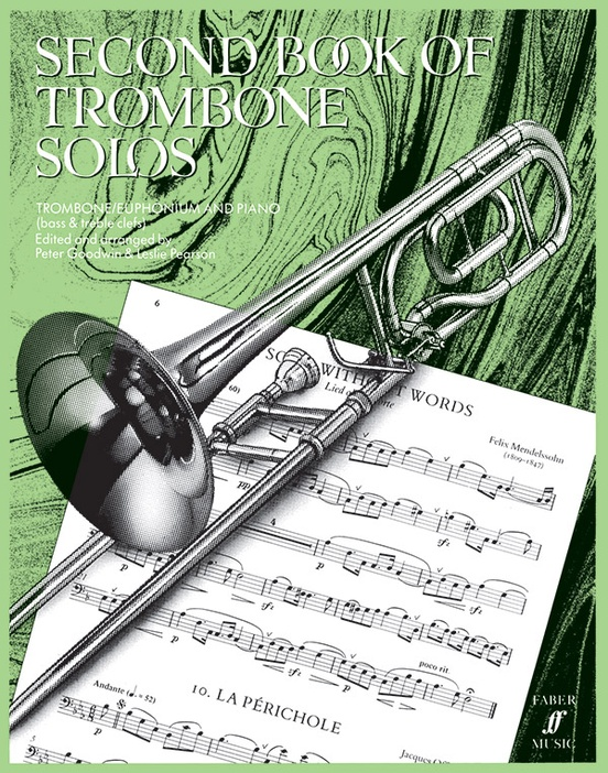 Second Book of Trombone Solos