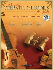 Beautiful Operatic Melodies for Violin