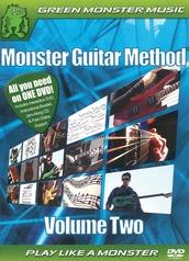 Monster Guitar Method, Volume 2