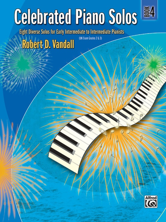 Celebrated Piano Solos, Book 4