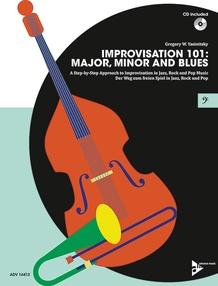 Improvisation 101: Major, Minor, and Blues