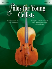 Solos for Young Cellists, Volume 8