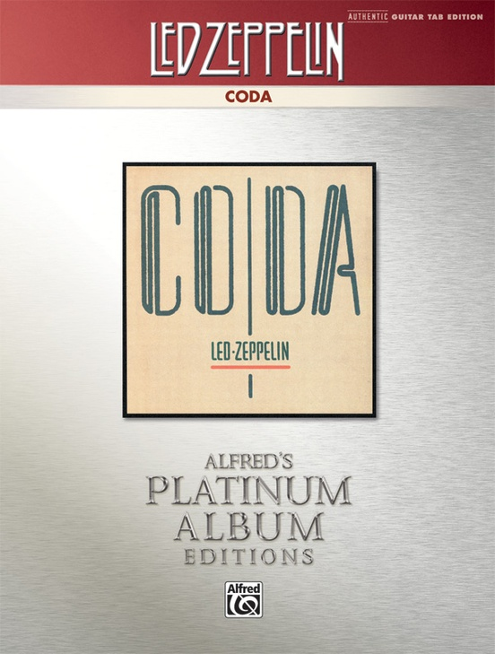 Led Zeppelin: Coda Platinum Album Edition