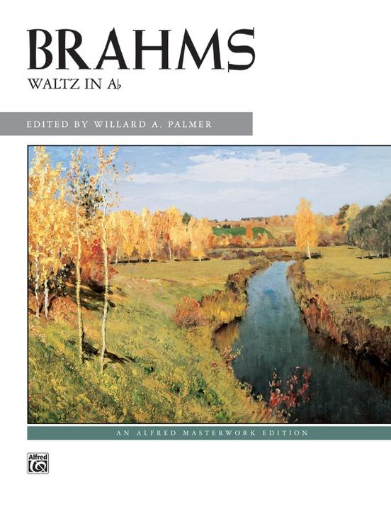 Brahms: Waltz in A-flat Major