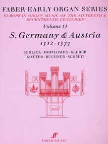 Faber Early Organ Series, Volume 13