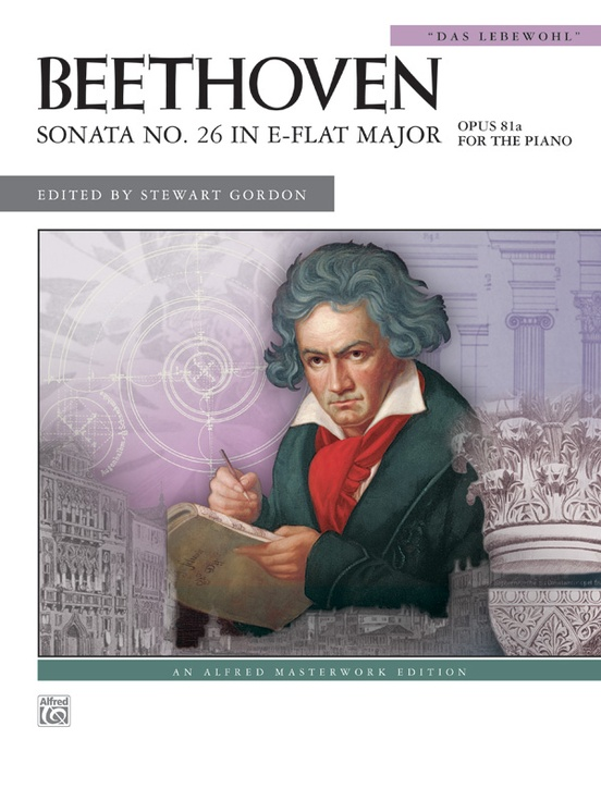 Beethoven: Sonata No. 26 in E-flat Major, Opus 81a