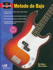 Basix®: Bass Method (Spanish Edition)