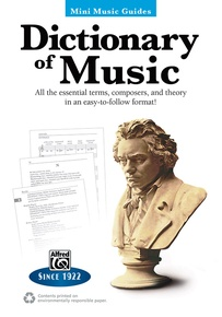 Mini Music Guides: Dictionary of Music