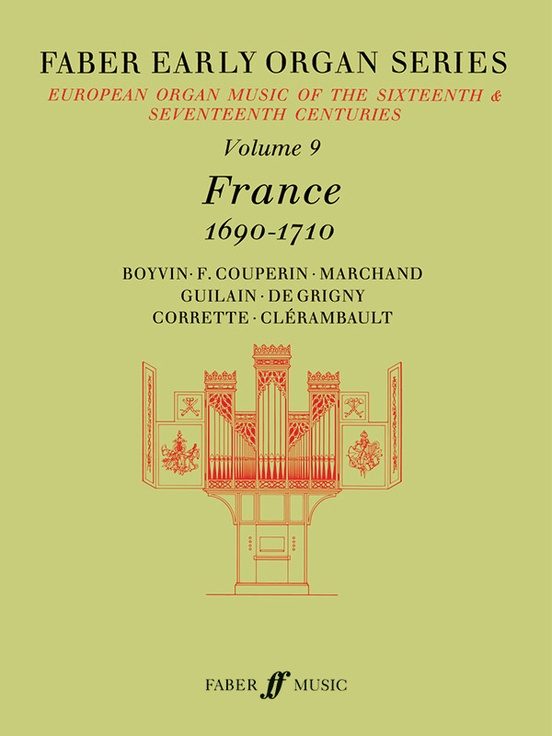 Faber Early Organ Series, Volume 9