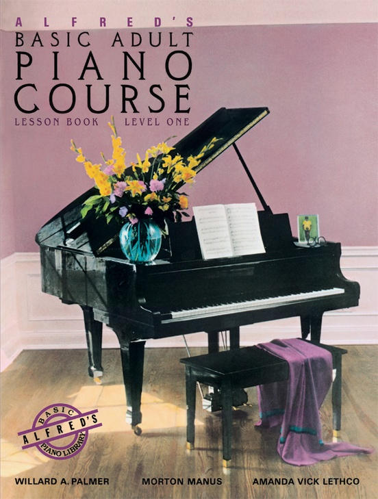 Accept. The Piano lesson for adult