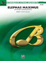 Elephas Maximus (For Solo Bass and String Orchestra)