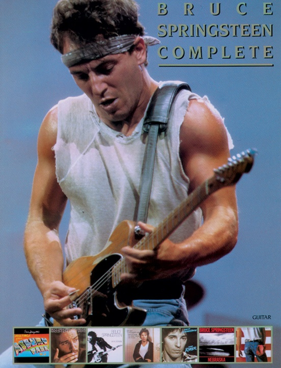 Bruce Springsteen: Complete: Guitar/Vocal/Chords Book: Bruce Springsteen