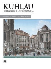 Kuhlau: Allegro Burlesco, Opus 88, No. 3