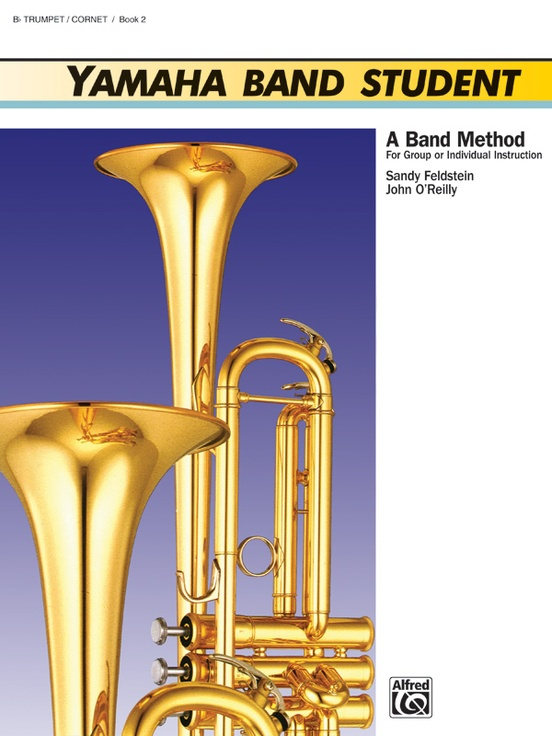Yamaha band student book 2 b flat trumpetcornet book yamaha band student book 2 fandeluxe Image collections