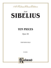 Ten Pieces, Opus 58