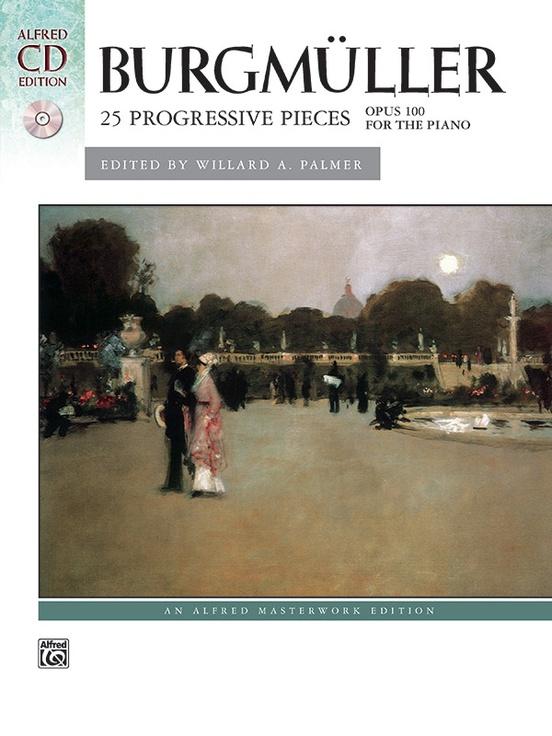 25 Progressive Pieces, Opus 100