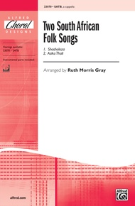 Two South African Folk Songs