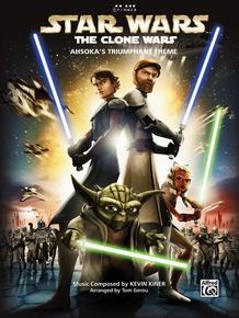 Ahsoka's Triumphant Theme (from <i>Star Wars®: The Clone Wars</i>)