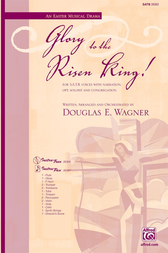Glory to the Risen King!