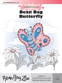 Bean Bag Butterfly