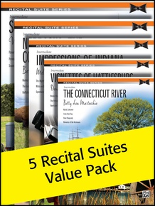 New Recital Suites 2011 (Value Pack)