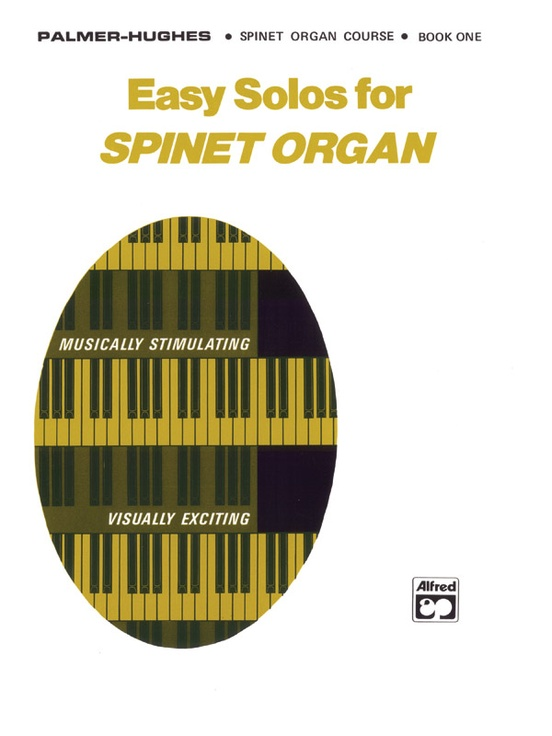 Easy Solos for Spinet Organ, Book 1