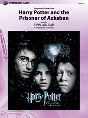Harry Potter and the Prisoner of Azkaban, Symphonic Suite from