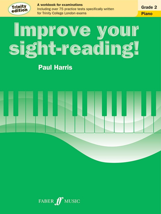 Improve Your Sight-Reading! Trinity Edition, Grade 2