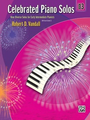 Celebrated Piano Solos, Book 3