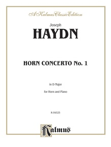 Horn Concerto No. 1 in D Major