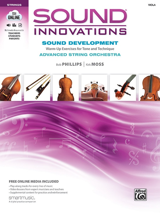 Sound Innovations for String Orchestra: Sound Development (Advanced)