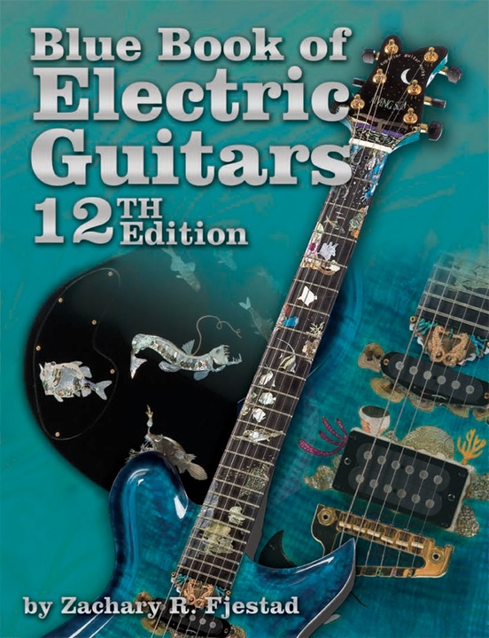 Blue Book of Electric Guitars (12th Edition)