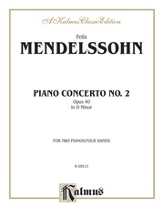 Piano Concerto No. 2 in D Minor, Opus 40