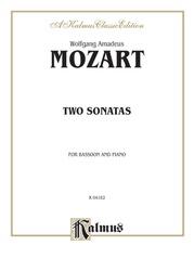 Two Sonatas