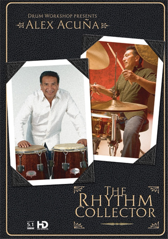 Alex Acuña: The Rhythm Collector