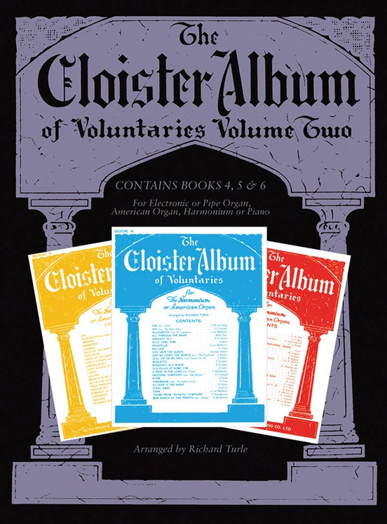 The Cloister Album of Voluntaries, Volume 2